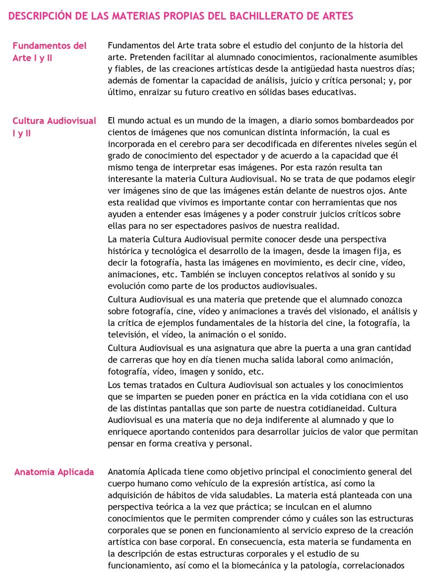 BACHILLERATO ARTES_materias-3